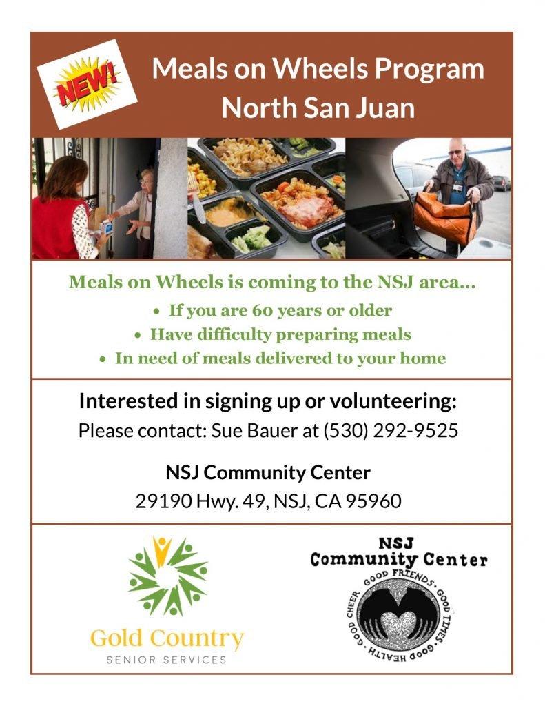 North San Juan